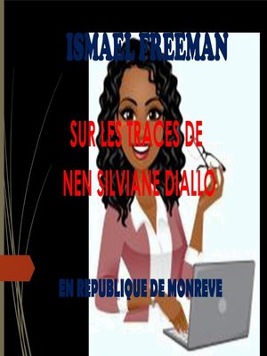 cover image of SUR LES TRACES DE NEN SILVIANE DIALLO